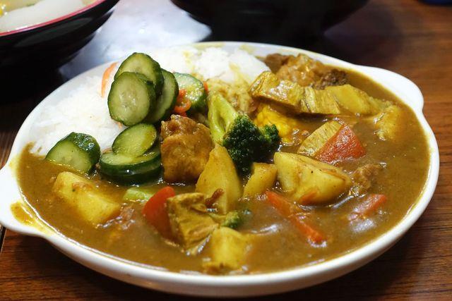 【新莊】異國料理素食~蔬粹素食