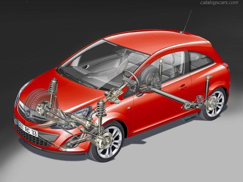 صور سيارة اوبل كورسا 2013 - اجمل خلفيات صور عربية اوبل كورسا 2013 - Opel Corsa Photos Opel-Corsa-2011-23.jpg