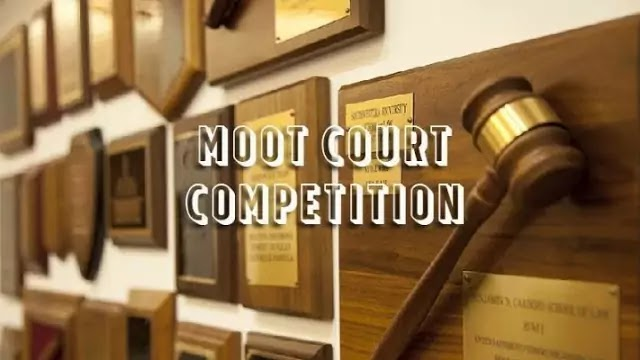 REVA University's National Moot Court Competition [Dec 10-13]: Register by October 23