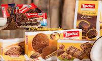 Logo Loacker ''On the Road'' : gioca e vinci grati 12 forniture di prodotti del valore di 100€ ciascuna