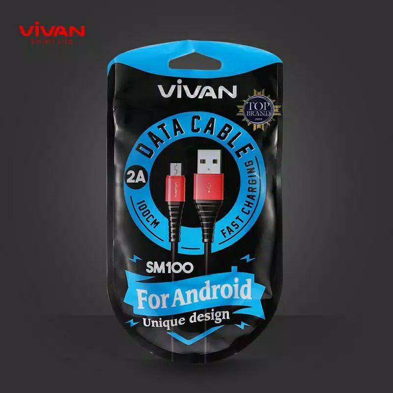 Kabel Data VIVAN Micro USB SM100