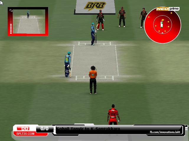 java cricket bpl game download