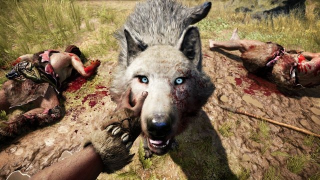 Imagem do game Dar Cry Primal