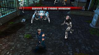 Cyborg Assassin Mod Apk