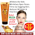 24k Gold Mask with Glutathione | Kedai Online Paling Murah