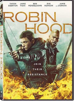 Robin Hood [2018] [DVD R2] [PAL] [Castellano] [DVD9]