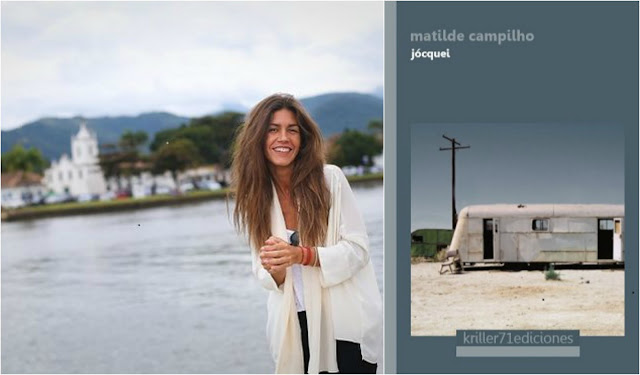 Matilde Campilho, poeta portuguesa en El poeta ocasional