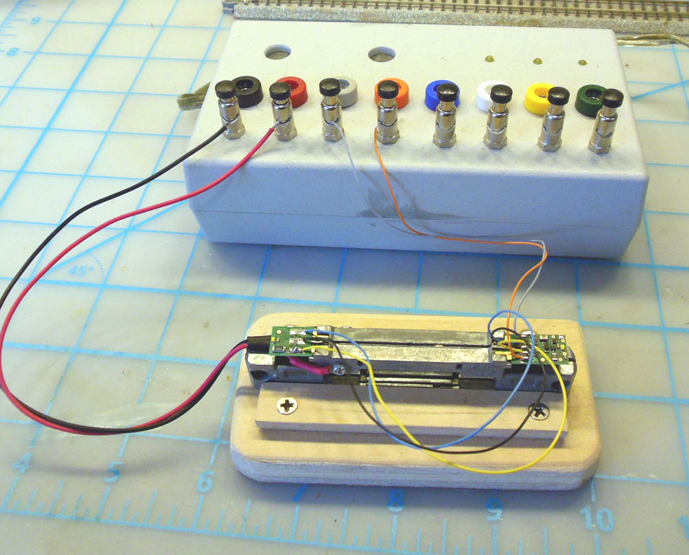 Wiring For Dcc Decoder And Fd3s Wiring-diagram