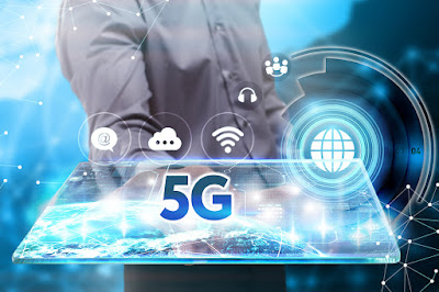 Industria tecnológica móvil 5G gadgets