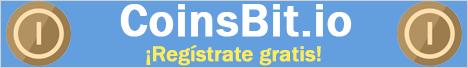 Registrate en Coinsbit dando click!