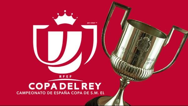 Copa del Rey 2020/2021, emparejamientos de dieciseisavos