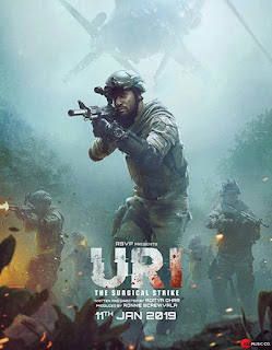فيلم Uri: The surgical strike 2019 مترجم