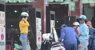 Giá nhiên liệu tăng từ ngày 7 tháng 4