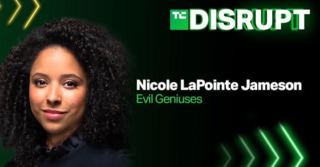 Nicole LaPointe Jameson Evil geniuses