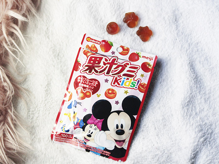 disney fruit gummies