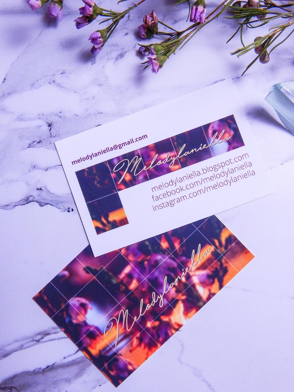 3 colour.me colourme colour me wizytówki druk wizytówek notesów kompleksowa obsługa firm gdzie wydrukować wizytówki zaproszenia kartki świąteczne melodylaniella recenzja