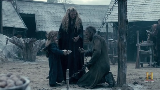 Vikings: Floki ed Helga