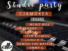 Download Mp3 | Cjamoker - Studio Party ft Mchizi Mox