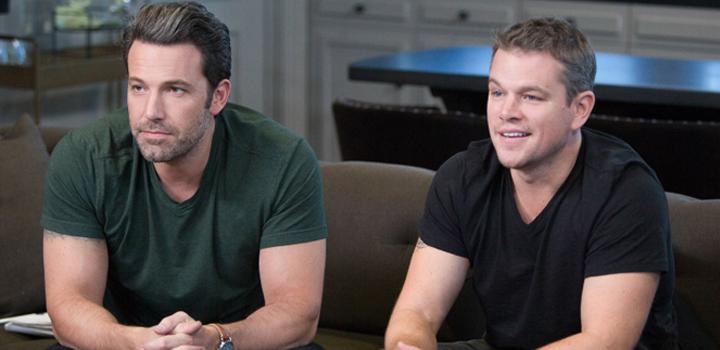 Ben Affleck e Matt Damon - The Last Duel
