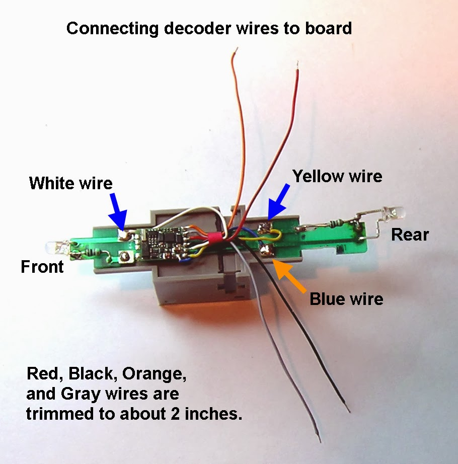 medium resolution of i use e6000 adhesive from tap plastics to secure the board to the motor saddle and then the decoder to the board because there is no heat shrink on the
