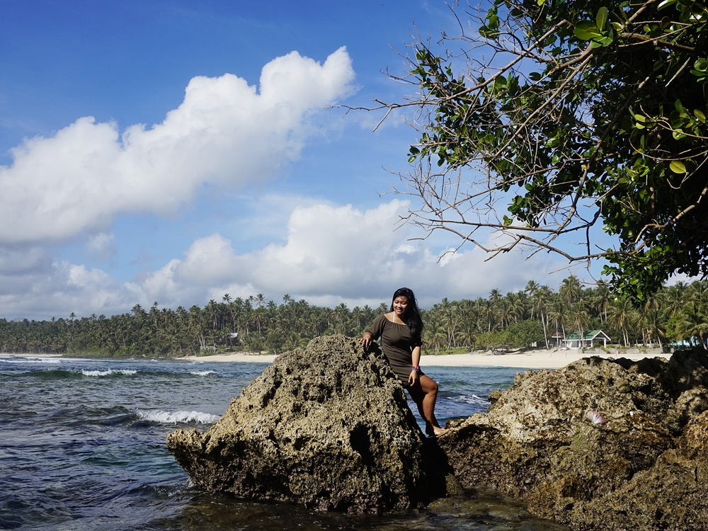 Magpupungko Rock Pools High Tide