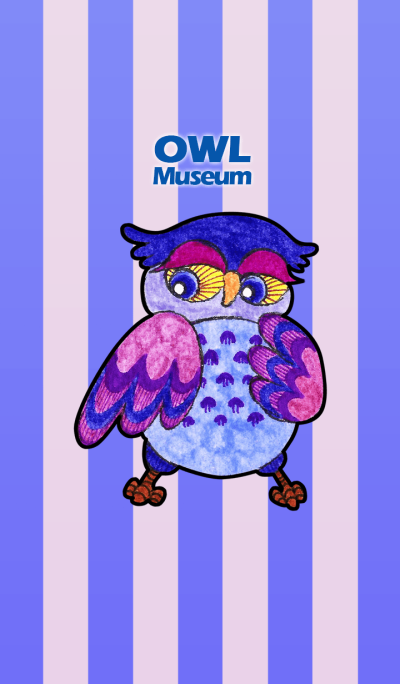 OWL Museum 59 - Shy Owl