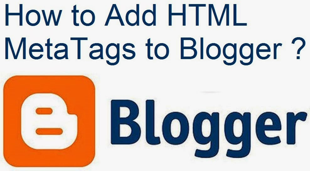 How to Add HTML MetaTags to Blogger : eAskme