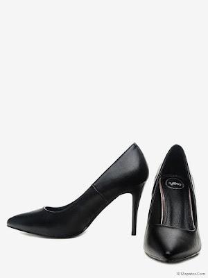 Zapatos de Noche con Tacon