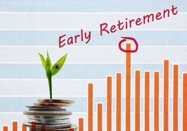 early retirement guide saving money retiring soon