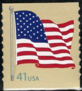 US Flag Single