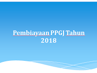 Pembiayaan PPGJ Tahun 2018