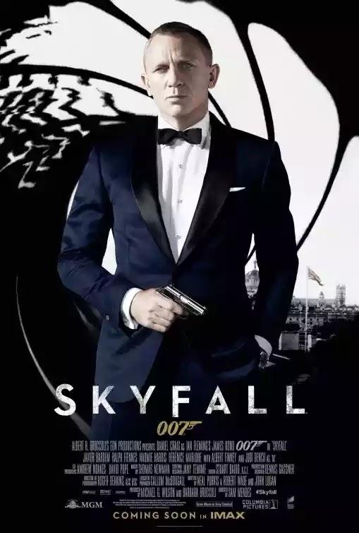 Skyfall (2012) James Bond Hindi Dual
