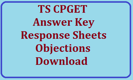 TS CPGET Answer Key 2019: Download Answer Key, Response Sheets and Raise your objections /2019/07/ts-cpget-answer-key-2019-download-answer-key-response-sheets-raise-your-objections-tscpget.com.html
