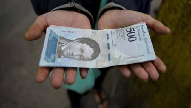 Inflación en el país podría llegar 700.000% a fin de año