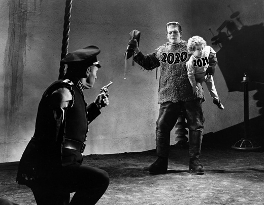 Still, Son of Frankenstein, 1939