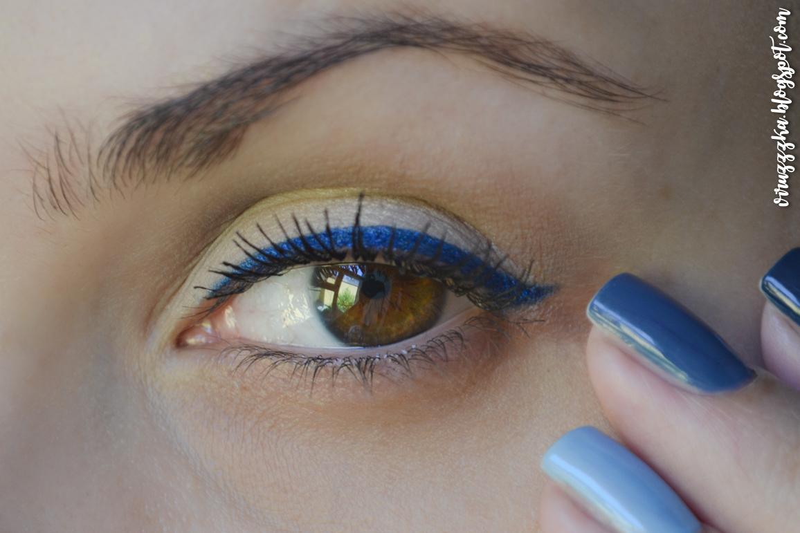 Spring Makeup Trends 2020 Colorful Eyeliner