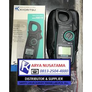 Jual Tang Ampere KYoritsu 2007r 600V di Depok