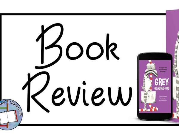 Grey-Glasses-Itis: Book Review