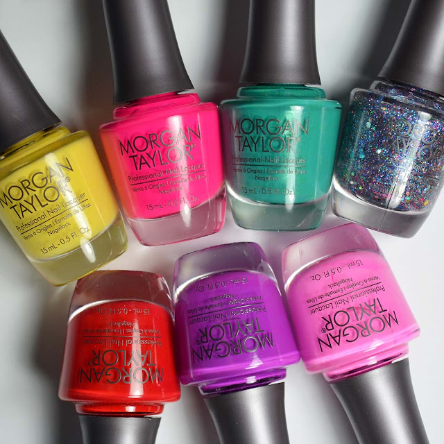 summer nail polish collection