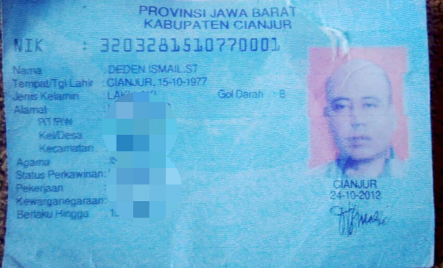 Diduga Palsukan Tanda Tangan Ketua BPD Cimacan, Mantan Kades Dilaporkan Polisi