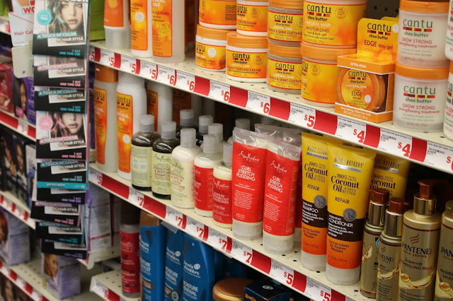 SheaMoisture Red Palm Oil Products at Family Dollar
