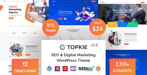 Best SEO Marketing WordPress Theme