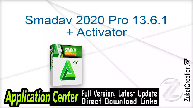 Smadav 2020 Pro 13.6.1 + Activator