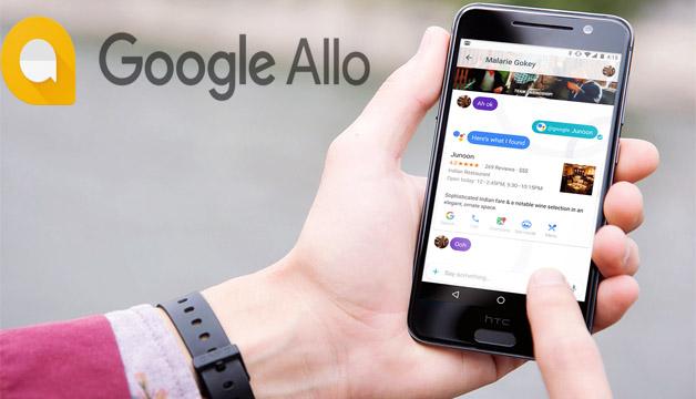 أهم الميزات التي جاء بها تطبيق Google Allo لينافس بها أقوى التطبيقات