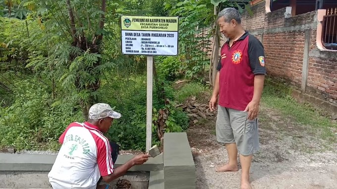 Beberapa Desa Di Kabupaten Madiun Resah Terkait Pemberitaan Sepihak Dari LSM GMBI