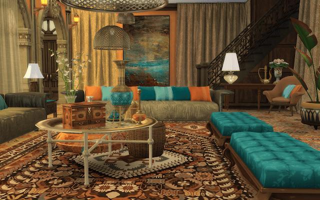palais morocco sims 4