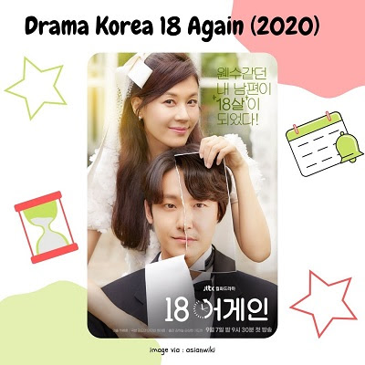 drama korea 18 Again