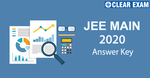 JEE Main 2020 Official Answer Key