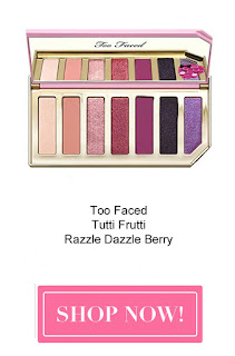 too faced razzle dazzle berry