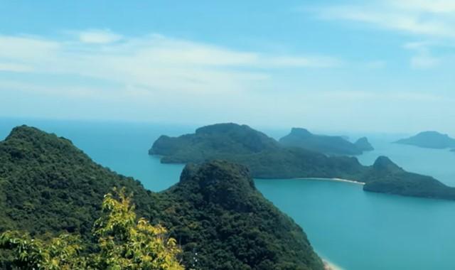 kondisi geografis thailand